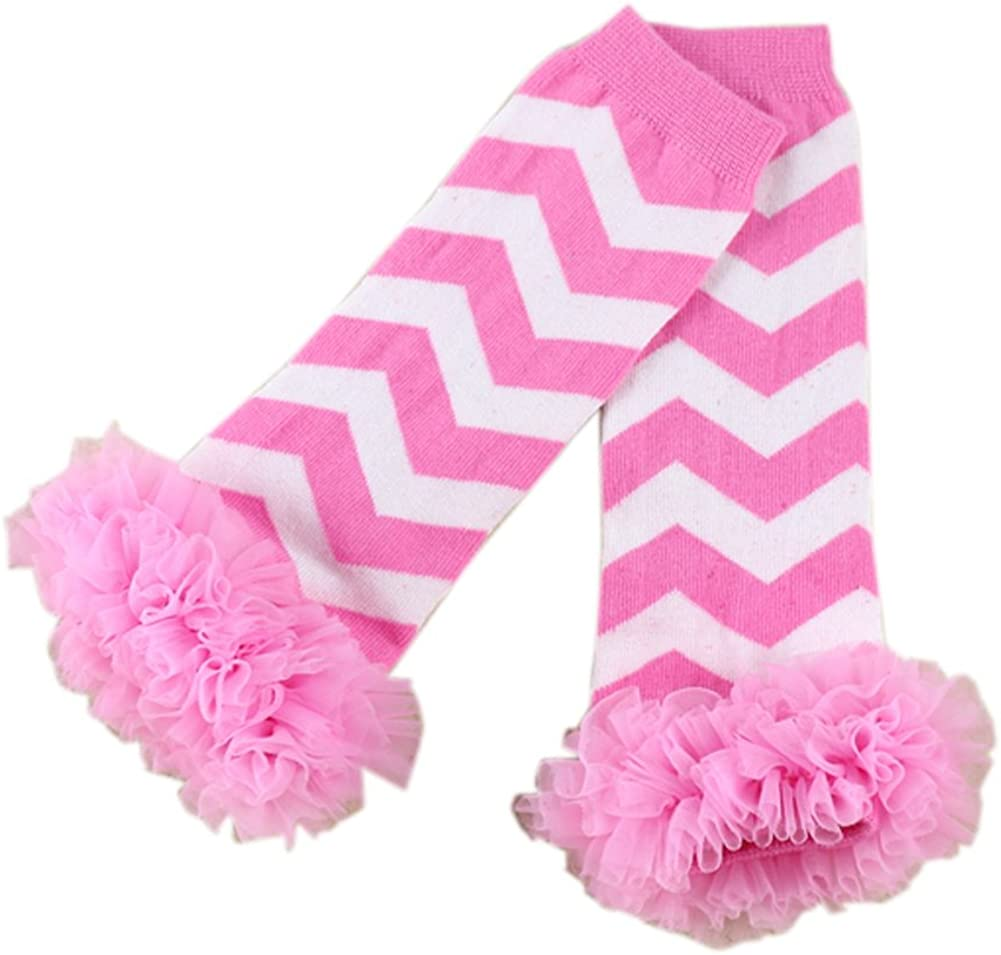 Wennikids Toddler Infant Baby Sweet Winter Baby Leg Warmers//Ruffle Leggings//leggies
