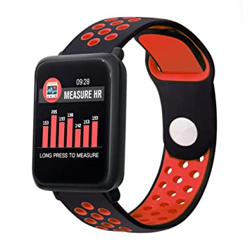 ZJHNZS Reloj Inteligente Sport Smart Watch Fitness Bracelet ...