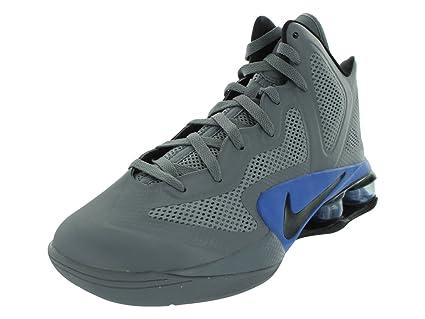 df21eb5828d4ae ... official store nike mens nike shox air hyperballer basketball shoes 9  cool grey black treasure 0b74a
