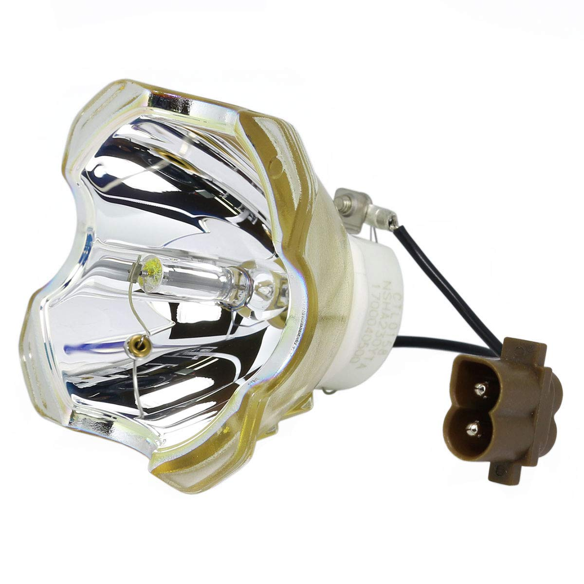 Original Ushio Projector Lamp Replacement for Ushio NSHA230M Bulb Only
