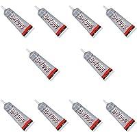 MMOBIEL 10x B-7000 15ml Pegamento/adhesivo industrial multifuncional de alto desempeño semi fluido y transparente Incl…