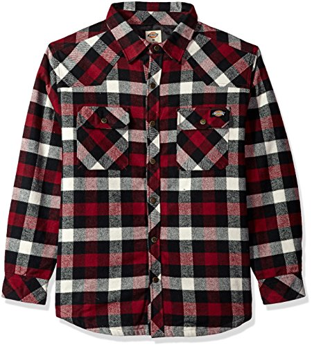 Quilt Lined Flannel Shirt - 3