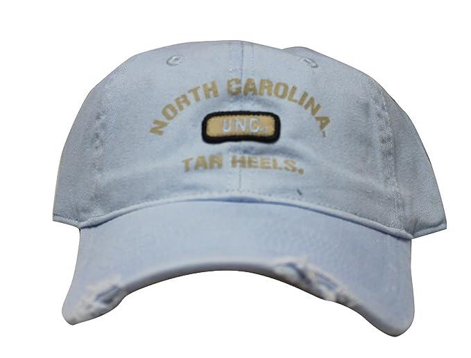 Rob sTees North Carolina Tarheels Text Distress College Adjustable ... 57f8c5c60573