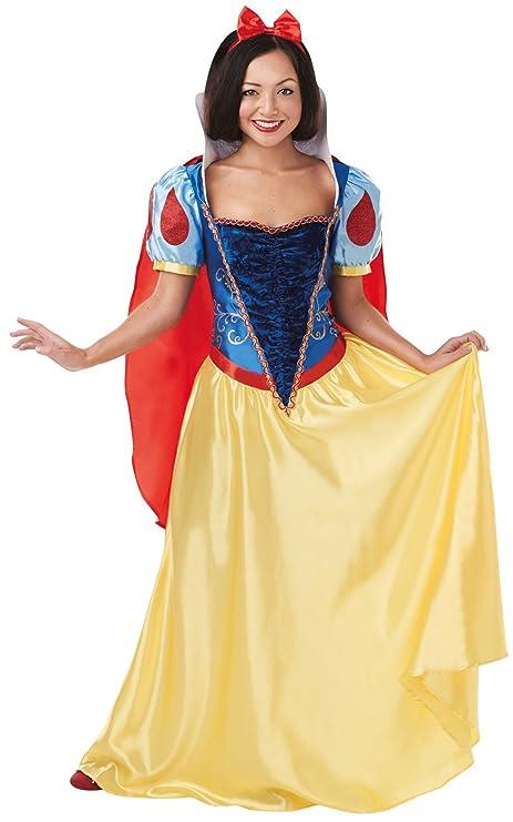 f009010b0560c Rubie  s ufficiale Disney Princess Biancaneve costume da donna ...