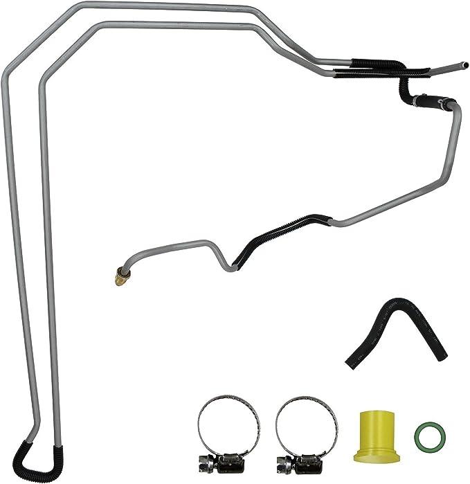 Plews /& Edelmann 81179 Power Steering Return Line Hose Assembly