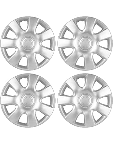 15 inch Hubcaps Best for 2002-2004 Toyota Camry - (Set of 4)