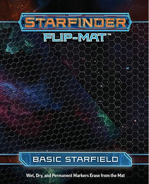 Starfinder Flip-Mat: Basic Starfield: Amazon.es: Engle, Jason A., Radney-MacFarland, Stephen: Libros en idiomas extranjeros