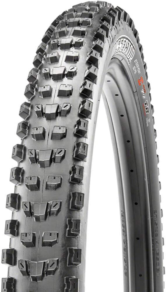 "Maxxis Minion DHF 26x2.50/"" Wide Trail EXO//TR Folding MTB Tyre"