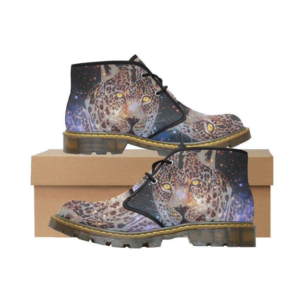 Artsadd Unique Debora Custom Women's Nubuck Chukka Boots Ankle Short Booties B0795MJSVZ 8.5 B(M) US|Multicolored7