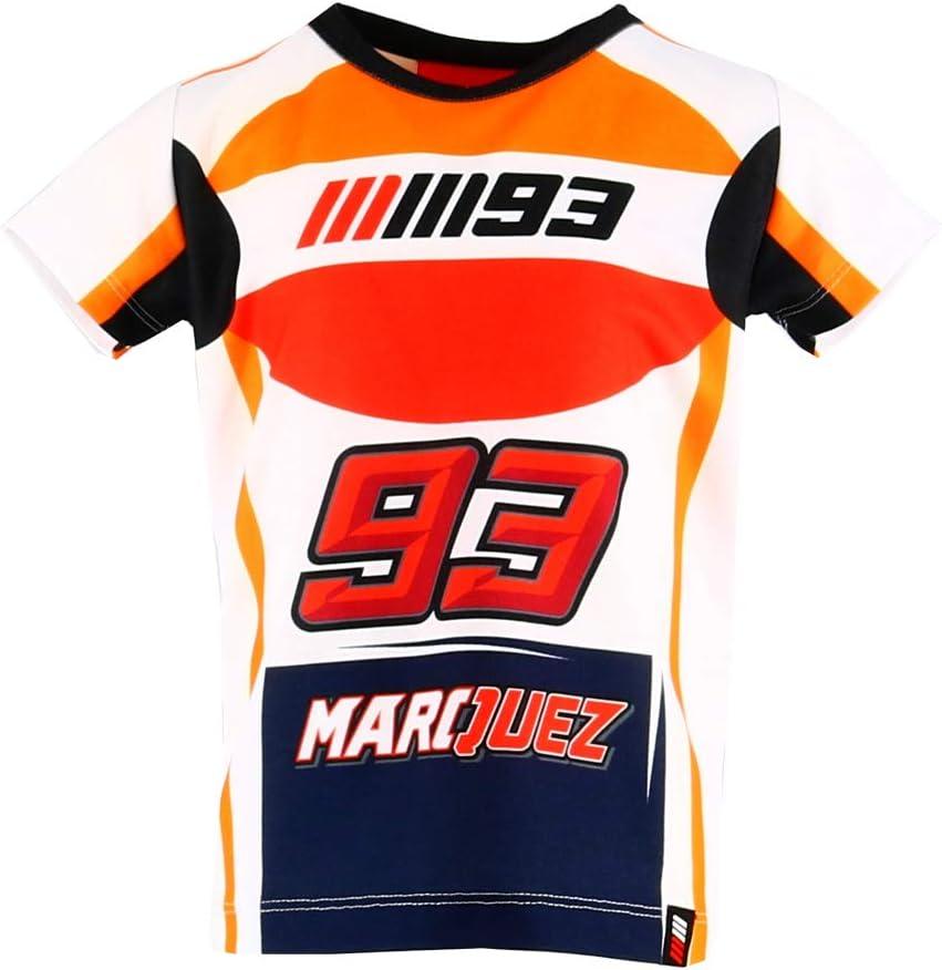 Camiseta Nino Marc Márquez 2018 Réplica - 10-11 Años: Amazon.es: Deportes y aire libre