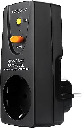 Powermaster en línea activos al aire libre RCD 16A 230V ~ 50Hz 469272
