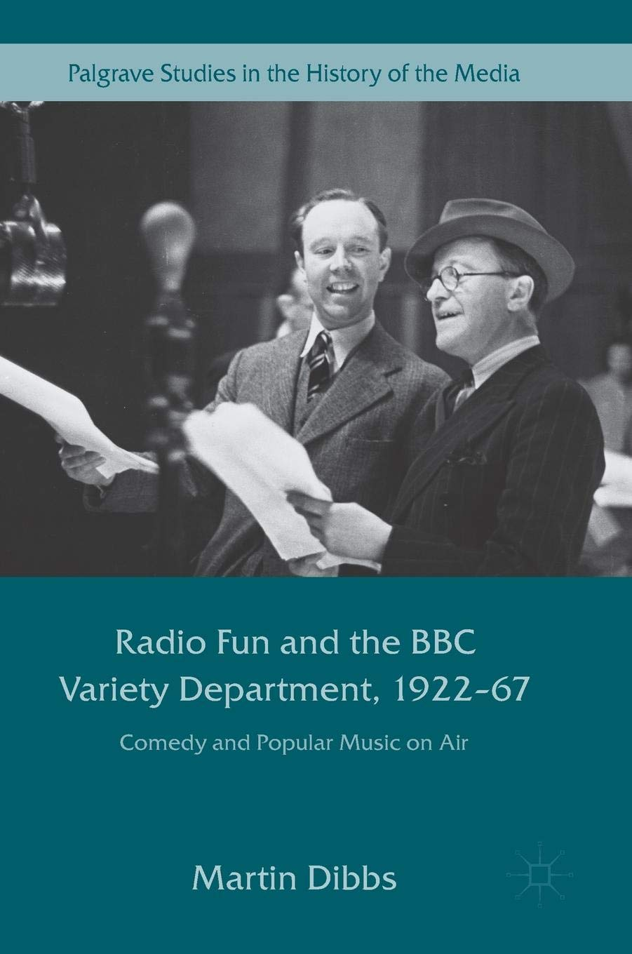 Radio Fun and the BBC Variety Department, 1922-67: Comedy