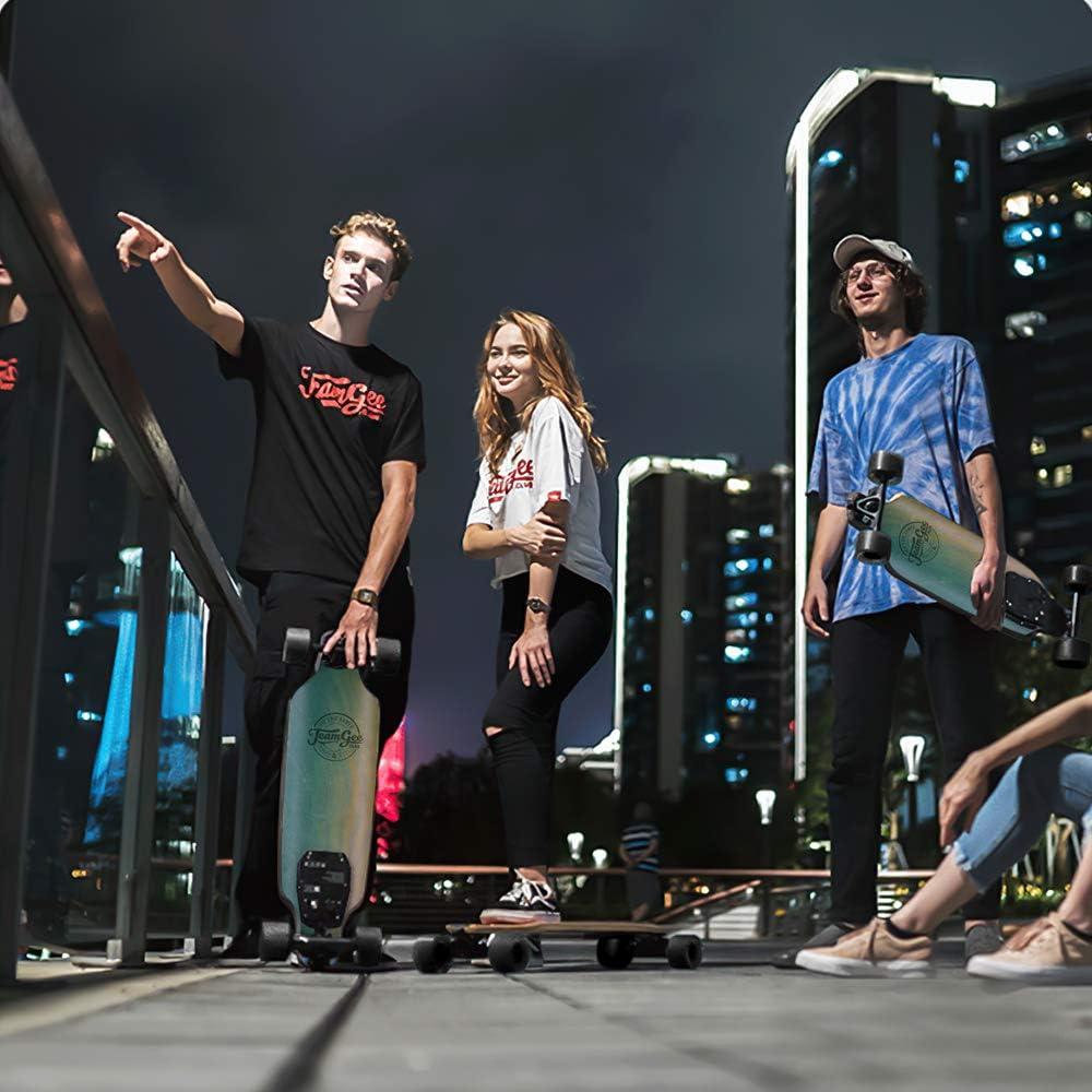 e-skateboard für groß und alt