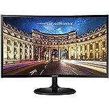 Samsung LC24F396FHNXZA 24-Inch Curved Monitor C24F396 (1920x1080 Full HD)