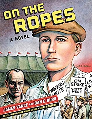 book cover of On the Ropes
