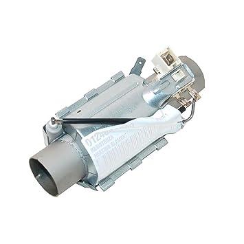 121 AV 0124000590B calentador de conducto del agua para lavavajillas de repuesto para Baumatic Bush Caple