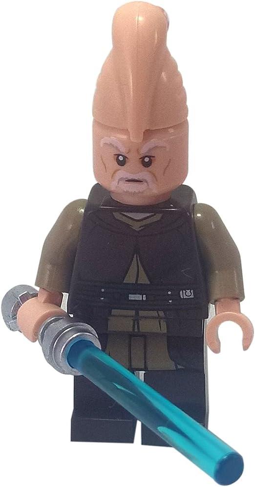 Ki-Adi-Mundi Star Wars Clone Wars Minifigure Fits Lego US SELLER New