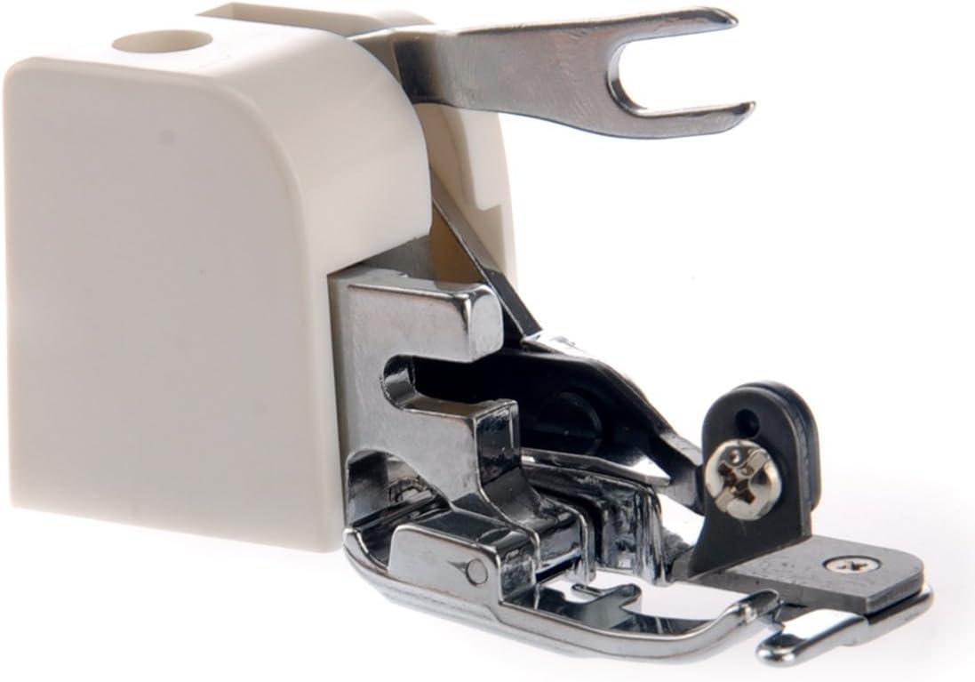 Máquina de coser lado cortador prensatelas