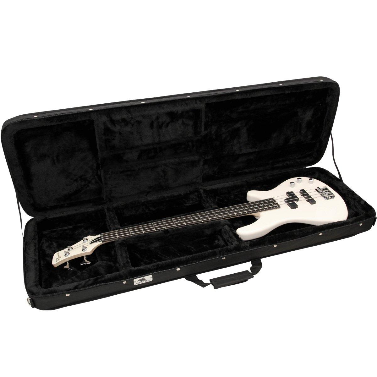 Armourdillo Lightweight Hard-Foam Case for Full-Size Bass Guitars AL-200B