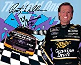 Signed Wallace, Rusty 8x10 Promo autographed