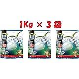 【1Kg×3袋】【国内正規品】G&G ARMAMENT ベアリングバイオBB弾 0.2g 1Kg(ホワイト)