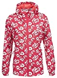 Trespass Women's Indulge TP75 Jacket, Hibiscus Print, Large