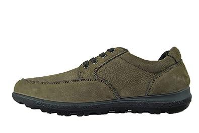 627d2f6b4970 Enval soft 2231122 Nubukleder Schuhe mit Memory-Foam Made in Italy ...