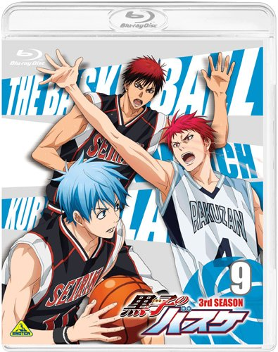 黒子のバスケ第3期:2015年1月10日~6月30日(25話+OVA)