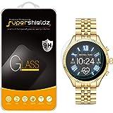 (2 Pack) Supershieldz for Michael Kors Access Gen 5 Lexington/Lexington 2 Smartwatch Tempered Glass Screen Protector…