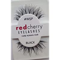 Red cherry eyelashes number WSP
