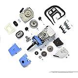 NEO-TEC Complete Parts for Stihl MS660 Chainsaw Engine Crankcase Cylinder Carburetor Fuel Tank Crankshaft Repair Parts…