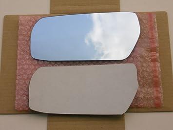 Nuevo repuesto azul espejo de cristal con tamaño completo - para Cadillac CTS conductor vista lateral izquierda LH: Amazon.es: Coche y moto