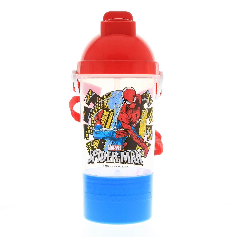 高い素材 Kidplay Kids Rock Spiderman Sip N Snack and水旅行Canteen MSRSC Rock ( 3文字) S マルチカラー MSRSC Spiderman Blue B076VW9B5W, 松岡町:98f317d9 --- beyonddefeat.com
