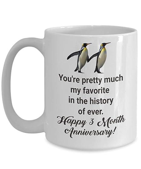3 month dating anniversary