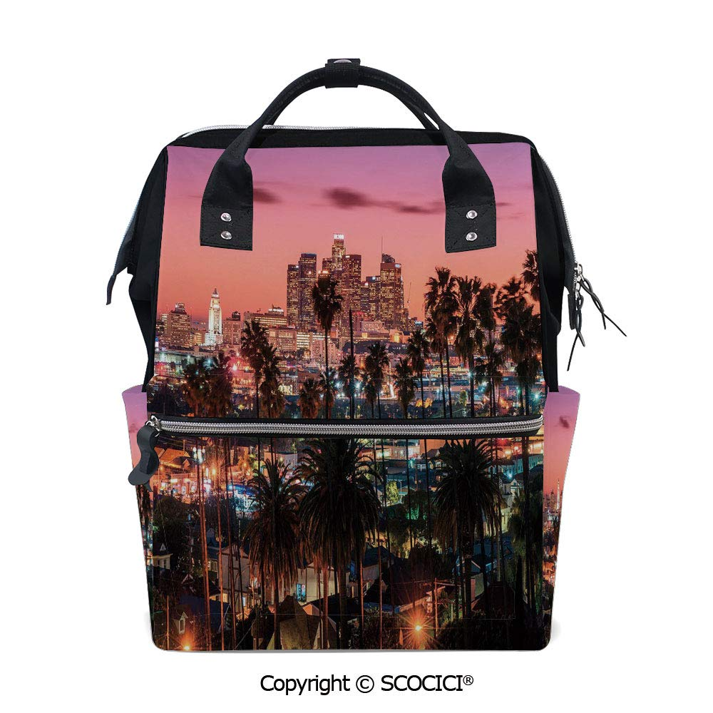 Amazon.com | SCOCICI Travel Backpack Women Carry On Bag ...