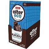 Alter Eco | Dark Blackout | 85% Pure Dark Cocoa, Fair Trade, Organic, Non-GMO, Gluten Free Dark Chocolate Bar with Digital Re