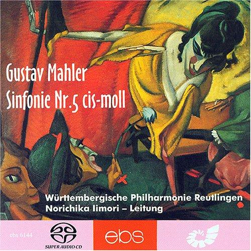 MAHLER / IIMORI / WURTTEMBERG PHIL REUTLINGEN