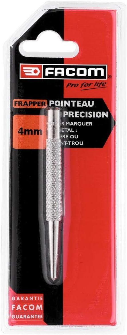 FACOM 256.8 Punzon De Precision 1,2 x 13 x 0,8 cm