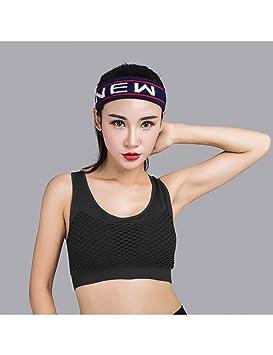 XCWYZ Sujetador Deportivo Sujetadores De Yoga Femeninos ...