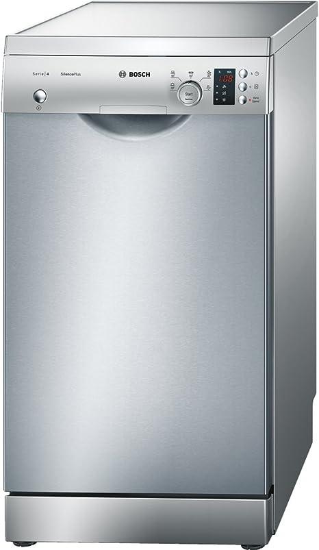 Bosch Serie 4 SPS50F08EU Independiente 9cubiertos A+ lavavajilla ...