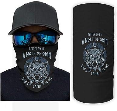 Odin Viking God Mask Womens Vest