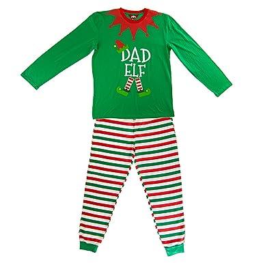 Amazon.com  Made By Elves Green Elf Pyjamas PJs   Pet T-Shirts  Clothing be3230db8