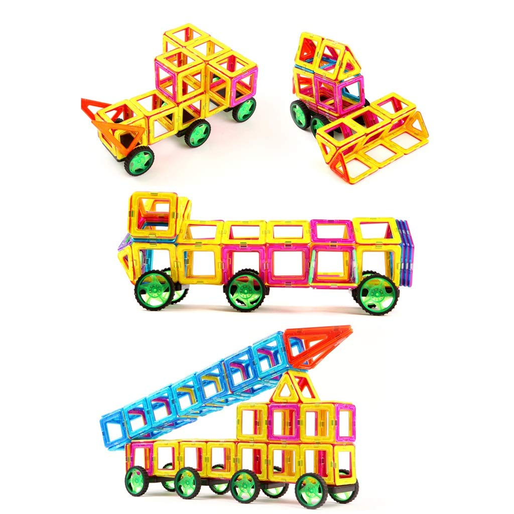 LIUFS-TOY Magnetic Piece Building Blocks Children's Toys Assembling Patch Puzzle Diamond 3-10 Years Old Boy Girl (Size : 331 Pieces) by LIUFS-TOY (Image #3)