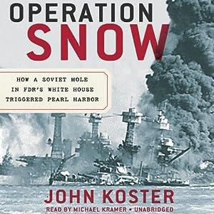 Operation Snow | Livre audio