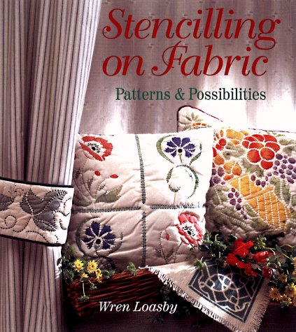 Stencilling On Fabric: Patterns & Possibilities