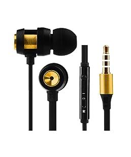 Xshuai Mode Super Bass Écouteurs stéréo Intra-Auriculaires de Sport Casque avec écouteurs pour Iphone7