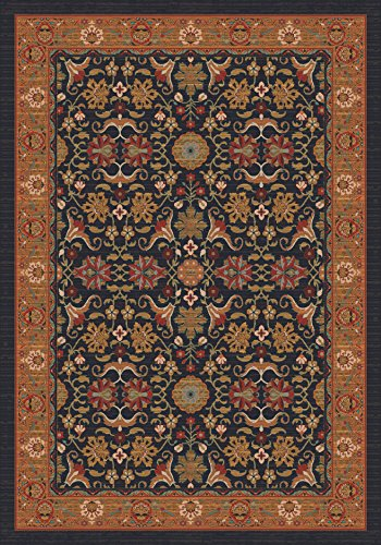 Milliken Pastiche Collection Kamil Octagon Area Rug, 7'7
