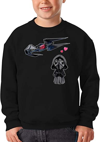 Felpa Star Wars Kylo Ren nera