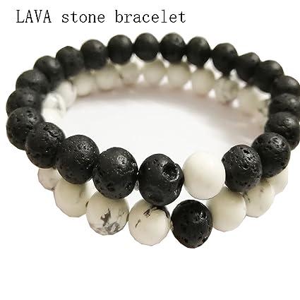 pulseras 7 chakras pulseras de piedras piedras curativas pulsera chakras pulseras de piedras naturales pulsera de los 7 chakras howlita blanca 7 chakras piedras pulseras de piedras para hombre