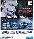 Mascagni: Cavalleria Rusticana - Leoncavallo: Pagliacci [Blu-ray]